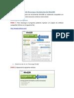 Manual de Instalación de WINQSB