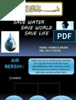 Field Skill Air Bersih
