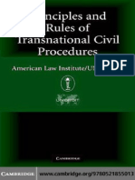 Transnational Civil Procedures