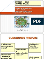 Plan de Sesion y Metacogniciòn