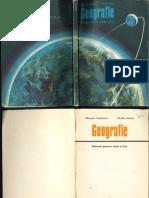 Geografia clasa a V-a