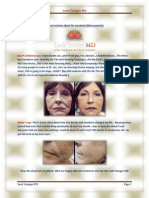 Know the patient reviews about the Juvederm treatment by Dr. Garry Lee at Look Younger MD