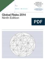 World Economic Forum Global Risks 2014