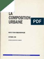 Composition Urbaine Cle013737