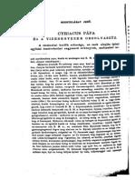 Szentkláray Jenő - Cyriacus pápa és a tizenegyezer Orsolyaszűz 1868.