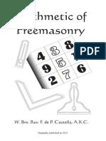 Arithmetic of Freemasonry