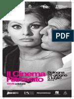 Il Cinema Ritrovato 2014 - Programma