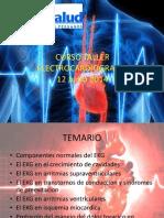 Curso Taller Electrocardiograma