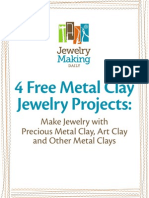 Metal Clay Jewelry eBook