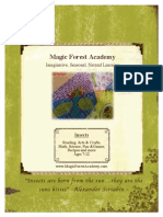 Magic Forest Academy-Insects