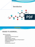Lecture 1.0 - Polymer Classification