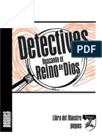 Peques MTRO Detectives
