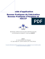Guide d'Application HACCP