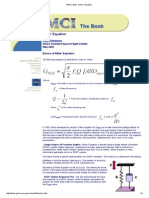 FEMCI Book - Miles' Equation