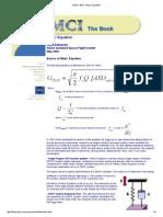 FEMCI Book - Miles' Equation