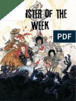 Monster of the Week