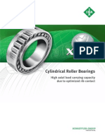 Cylindrical Roller Bearing-TB Optimised Rib Contact
