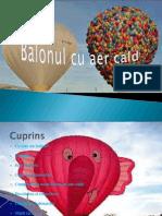 Prezentare Balonul Cu Aer Cald
