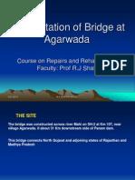 Rehabilitation of Bridge at Agarwada