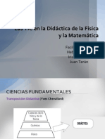 Las TIC en La Didáctica de La Física y La Matemática
