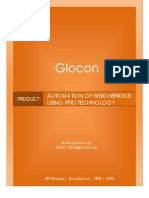 Weigh Station With RFID System - Glocon