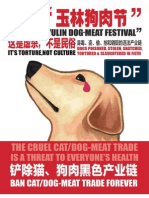Ban the Yulin Dog Meat Festival