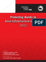 Protecting Bonds to Save Infrastructure and Jobs (February 2013)