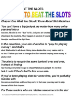 47 Ways to Beat the Slots