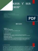Alcanos y Sus Isomeros