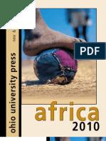 African Catalog 2010