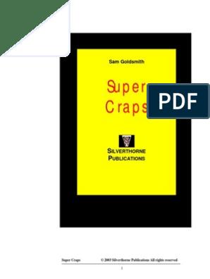 Super Craps | Craps | Gambling