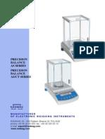 As Balances User Manual
