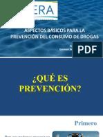 Aspectos Basicos Para Programas Preventivos