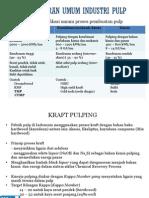 Aplikasi Teknologi Di Pulp Making