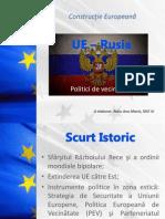 UE – Rusia