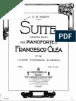 Suite Cilea Op.42
