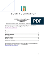 BFP Info Packet