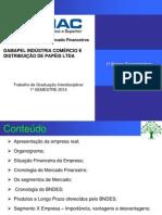 Projeto Integrador - Mercado Financeiro