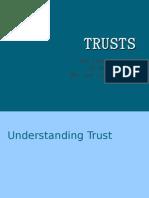 TRUSTS Presentation