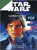 14. a.C. Crispin - Gambitul Hutt [v.1.0]