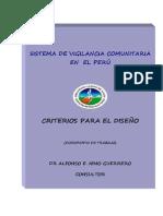 Sistema Comunal de Vigilancia Epidemiologica - Peru