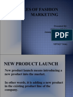 Product Launch Presentation