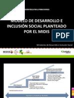 Modulo de Desarrollo e Inclusion Social