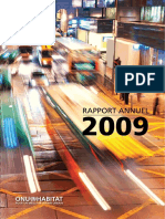 Rapport Annuel 2009 (French)