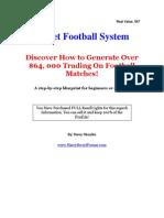 Football Betting Secrets