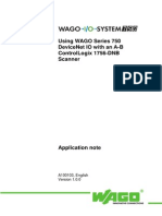 Wago - Device Net Coupler With AB ControlLogix