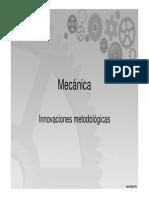 Mecánica 2014 - Ecuaciones Del Movimiento 1