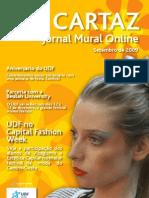 Jornal Mural Online - Setembro 2009