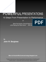 Powerful Presentations eBook