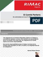 Arequipa Comite Paritario Funciones Responsabilidades 07032013